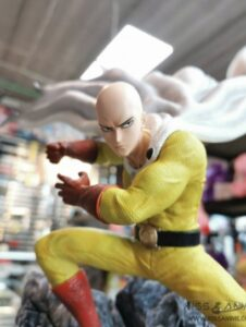 kiss anime one punch man