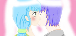 Anime Surprise Kiss