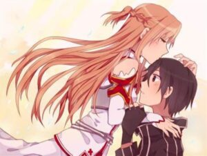 Sword Art Online Kiss Anime